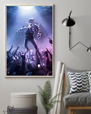 astronomy astronaut party rock 24x36 Poster lifestyle-poster-1