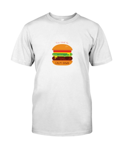 Katy perry - Burger Shirt-