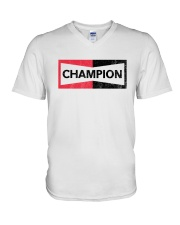 CHAMPION V-Neck T-Shirt thumbnail