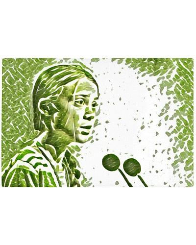 Greta Thunberg Conference Art Illustration Nature
