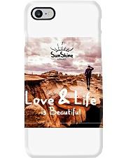 Love and life beautiful Phone Case thumbnail