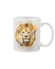 Lion t shirt Mug thumbnail