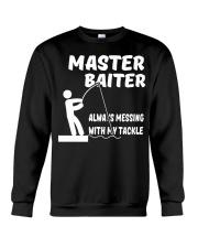 Fishing Master Baiter Crewneck Sweatshirt tile