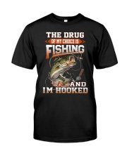 Fishing Is My Choice 2 Classic T-Shirt front