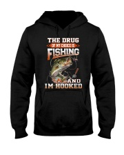 Fishing Is My Choice 2 Hooded Sweatshirt tile