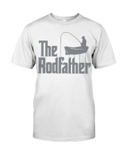 Fishing The Rodfather Classic T-Shirt tile