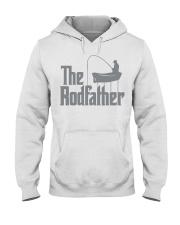 Fishing The Rodfather Hooded Sweatshirt tile