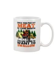 Once You Put My Mug tile