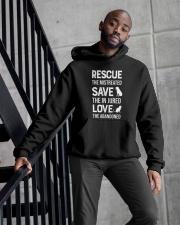 Rescue Hooded Sweatshirt apparel-hooded-sweatshirt-lifestyle-front-10