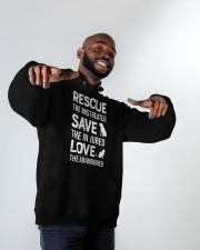 Rescue Hooded Sweatshirt apparel-hooded-sweatshirt-lifestyle-front-12