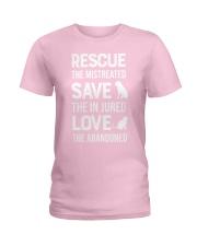 Rescue Ladies T-Shirt tile
