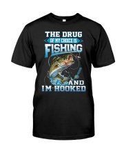 Fishing Is My Choice 1 Classic T-Shirt front