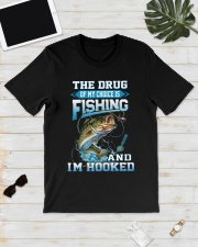 Fishing Is My Choice 1 Classic T-Shirt lifestyle-mens-crewneck-front-17