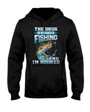 Fishing Is My Choice 1 Hooded Sweatshirt tile