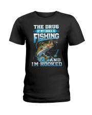 Fishing Is My Choice 1 Ladies T-Shirt tile