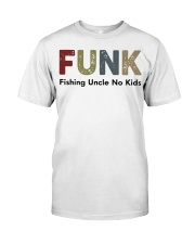 Fishing Uncle No kids Classic T-Shirt tile