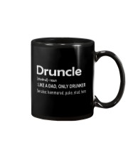 Druncle Like a Dad only Drunker Mug thumbnail