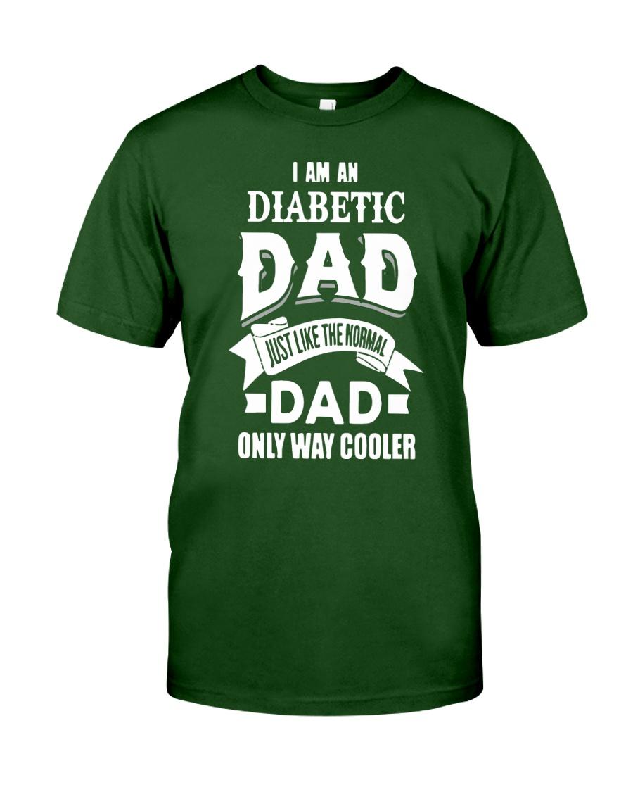 diabetic dad Classic T-Shirt