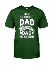 diabetic dad Classic T-Shirt front