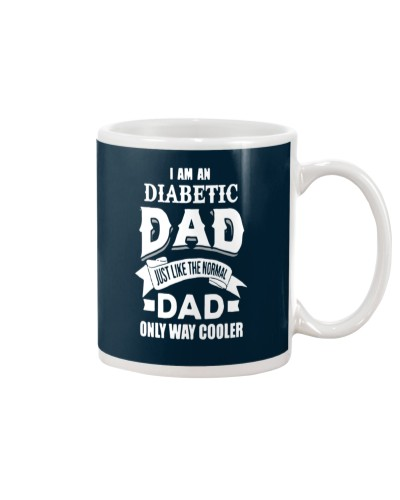 diabetic dad