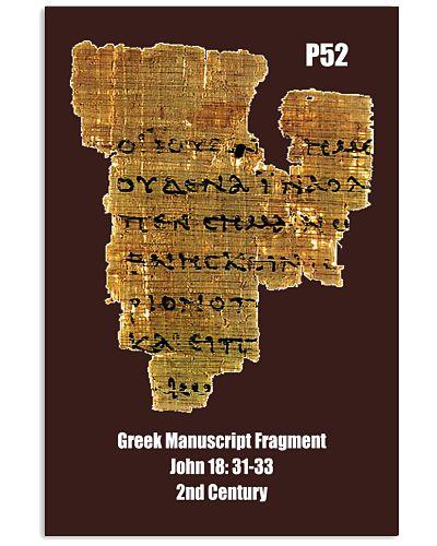 P52 Manuscript Fragment