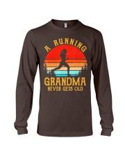 A Running Grandma Never Gets Old Tshirt  Long Sleeve Tee thumbnail