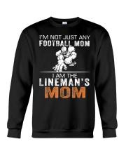 I Am The Lineman's Mom Tshirt Crewneck Sweatshirt thumbnail