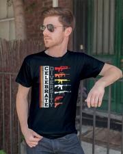 Celebrate Diversity Different Gun T-Shirt Classic T-Shirt lifestyle-mens-crewneck-front-2