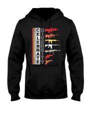 Celebrate Diversity Different Gun T-Shirt Hooded Sweatshirt thumbnail