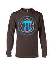 T Shirt Atom PI Math Science Long Sleeve Tee thumbnail