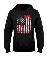Patriotic Archery Shirt Bow Hunting Hooded Sweatshirt thumbnail
