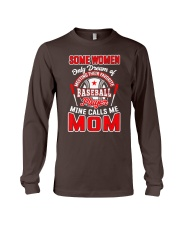 Baseball Shirt For Mom Long Sleeve Tee thumbnail