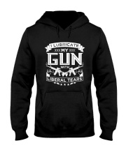Pro Gun Second Amendment Liberal Tears  Hooded Sweatshirt thumbnail