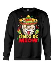 Cinco de Meow Mayo T shirt Crewneck Sweatshirt thumbnail