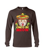 Cinco de Meow Mayo T shirt Long Sleeve Tee thumbnail