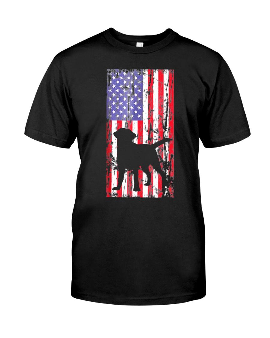 Labrador Retriever Tshirt Classic T-Shirt