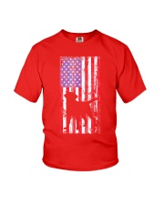 Labrador Retriever Tshirt Youth T-Shirt thumbnail
