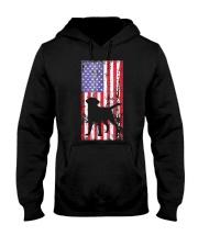 Labrador Retriever Tshirt Hooded Sweatshirt thumbnail