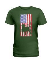 Labrador Retriever Tshirt Ladies T-Shirt thumbnail