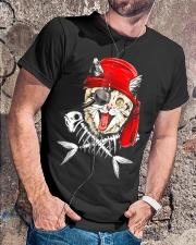 Cat Pirate T shirt Classic T-Shirt lifestyle-mens-crewneck-front-4