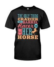 Barrel Racing Shirt Classic T-Shirt front
