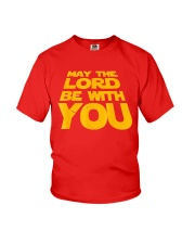 May the Lord Be With You T-Shirt Christian  Youth T-Shirt thumbnail
