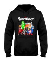 Pitbullvengers Shirt Hooded Sweatshirt thumbnail