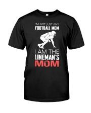 I'm The Lineman's Mom TShirt Classic T-Shirt front