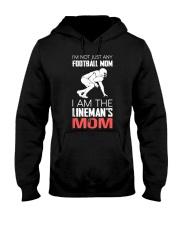 I'm The Lineman's Mom TShirt Hooded Sweatshirt thumbnail