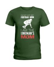 I'm The Lineman's Mom TShirt Ladies T-Shirt thumbnail