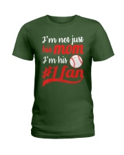 I'm Not Just His Mom Ladies T-Shirt thumbnail