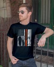BASEBALL GRANDPA TSHIRT Classic T-Shirt lifestyle-mens-crewneck-front-2