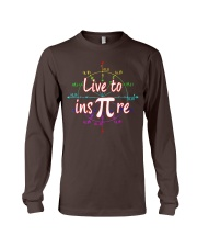 Live to Inspire Pi Day T Shirt Long Sleeve Tee tile
