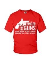 Gun lover Tshirt Youth T-Shirt thumbnail